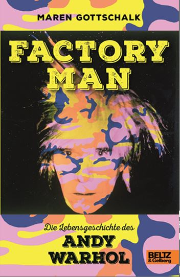 Maren Gottschalk - Factory Man